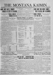 The Montana Kaimin, February 1, 1924