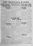 The Montana Kaimin, February 8, 1924
