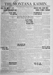 The Montana Kaimin, February 12, 1924