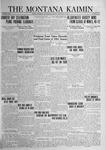 The Montana Kaimin, February 15, 1924