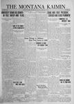 The Montana Kaimin, February 18, 1924