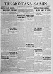 The Montana Kaimin, March 4, 1924