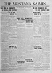The Montana Kaimin, March 11, 1924
