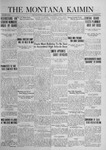 The Montana Kaimin, April 1, 1924