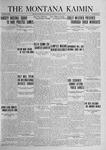 The Montana Kaimin, April 4, 1924