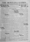 The Montana Kaimin, April 18, 1924