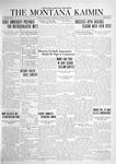 The Montana Kaimin, May 6, 1924