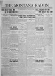 The Montana Kaimin, May 28, 1924
