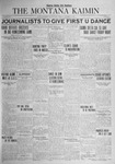 The Montana Kaimin, October 14, 1924