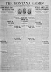 The Montana Kaimin, November 28, 1924