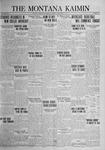 The Montana Kaimin, December 2, 1924