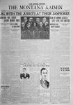 The Montana Kaimin, December 5, 1924