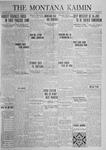 The Montana Kaimin, December 12, 1924
