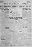 The Montana Kaimin, January 13, 1925