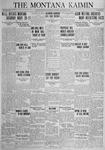 The Montana Kaimin, January 20, 1925