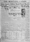 The Montana Kaimin, January 23, 1925