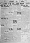 The Montana Kaimin, February 13, 1925