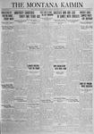 The Montana Kaimin, February 17, 1925