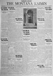 The Montana Kaimin, February 20, 1925
