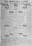 The Montana Kaimin, February 24, 1925