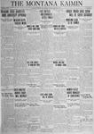 The Montana Kaimin, March 13, 1925