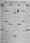 The Montana Kaimin, March 17, 1925