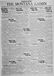 The Montana Kaimin, April 7, 1925