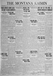 The Montana Kaimin, April 10, 1925