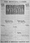 The Montana Kaimin, April 17, 1925