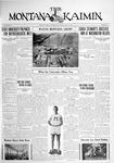 The Montana Kaimin, May 12, 1925
