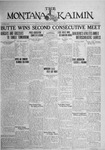 The Montana Kaimin, May 15, 1925