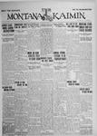 The Montana Kaimin, May 26, 1925