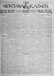 The Montana Kaimin, October 23, 1925