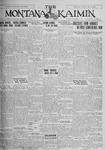 The Montana Kaimin, November 10, 1925