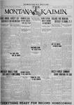 The Montana Kaimin, November 17, 1925