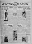 The Montana Kaimin, November 24, 1925