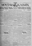 The Montana Kaimin, December 1, 1925