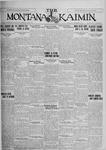 The Montana Kaimin, December 8, 1925
