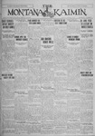 The Montana Kaimin, January 19, 1926