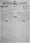 The Montana Kaimin, February 2, 1926