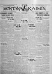 The Montana Kaimin, February 5, 1926