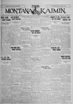 The Montana Kaimin, February 9, 1926