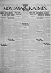 The Montana Kaimin, February 12, 1926