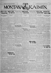The Montana Kaimin, February 16, 1926