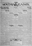 The Montana Kaimin, February 23, 1926