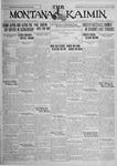 The Montana Kaimin, February 26, 1926