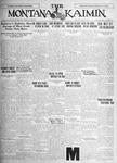 The Montana Kaimin, March 2, 1926