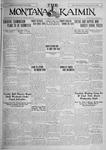 The Montana Kaimin, March 9, 1926