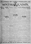 The Montana Kaimin, March 12, 1926