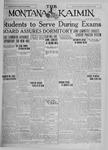 The Montana Kaimin, March 16, 1926